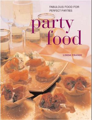 Bog, paperback Party Food af Linda Fraser
