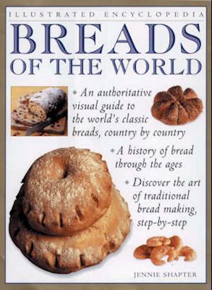 Bog, paperback Breads of the World af Christine Ingram
