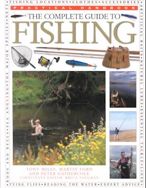 Bog, paperback The Complete Guide to Fishing af Tony Miles