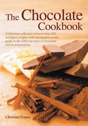 Bog, paperback The Chocolate Cookbook af Christine France