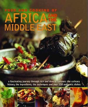 Bog, hardback Food and Cooking of Africa and the Middle East af Jenni Fleetwood