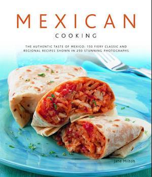 Bog, hardback Mexican Cooking af Jane Milton