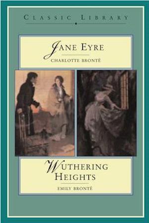 Bog, skindindbundet Jane Eyre af Emily Brontë