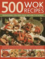 500 Wok Recipes af Jenni Fleetwood