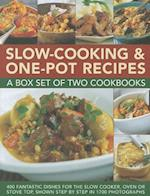 Slow-Cooking & One Pot Recipes af Jenni Fleetwood, Catherine Atkinson