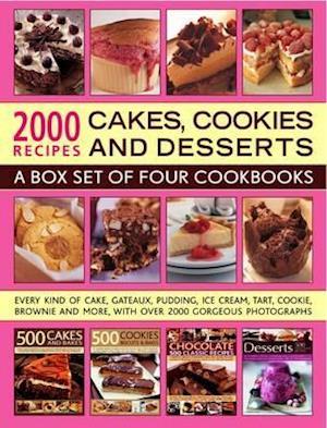 2000 Recipes af Valerie Ferguson, Felicity Forster, Martha Day
