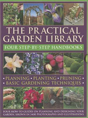 The Practical Garden Library af Andrew Mikolajski, Jonathan Edwards, Richard Bird