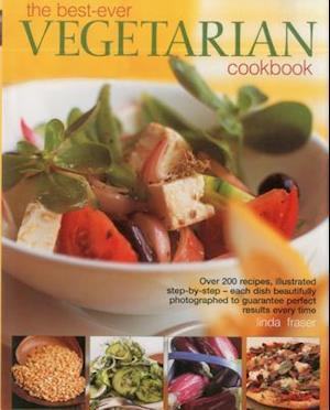 Best-ever Vegetarian af Linda Fraser