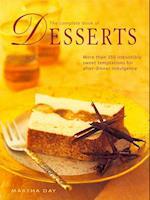 The Complete Book of Desserts af Martha Day