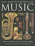 The Encyclopedia of Music af Wendy Thompson, Max Wade matthews