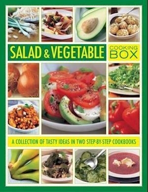 Salad & Vegetable Cooking Box af Christine Ingram, Steven Wheeler