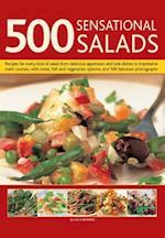 500 Sensational Salads af Julia Canning