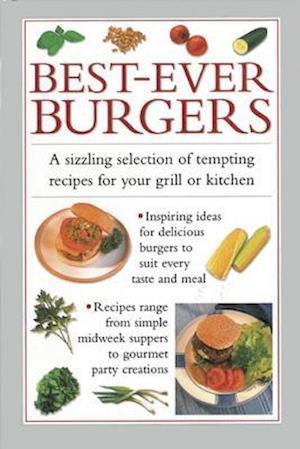 Best-ever Burgers af Valerie Ferguson