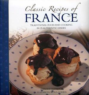 Classic Recipes of France af Carole Clements
