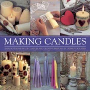 Making Candles af Gloria Nicol