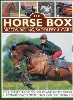 The Horse Box: Breeds, Riding, Saddlery & Care af Judith Draper