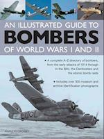 An Illustrated Guide to Bombers of World Wars I and II af Francis Crosby