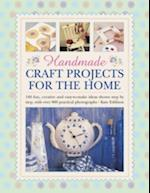 Handmade craft projects for the home af Kate Eddison
