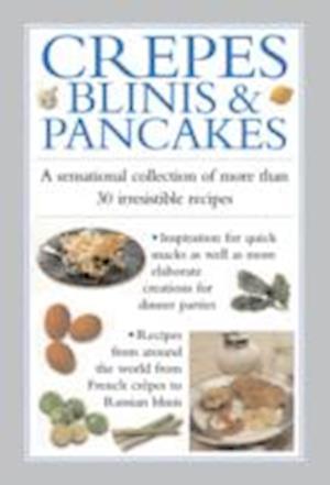 Crepes, Blinis & Pancakes af Valerie Ferguson