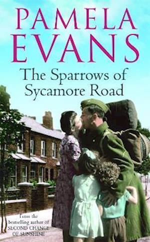 The Sparrows of Sycamore Road af Pamela Evans