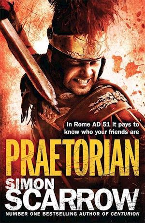 Praetorian af Simon Scarrow