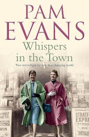 Whispers in the Town af Pamela Evans