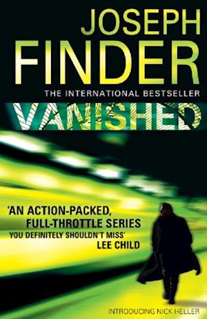 Vanished af Joseph Finder