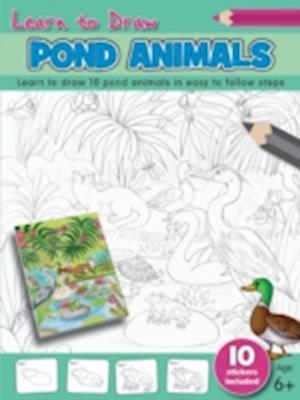 Learn to Draw - Pond Animals af Robert Hamilton