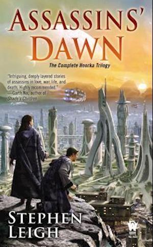 Assassins' Dawn af Stephen Leigh