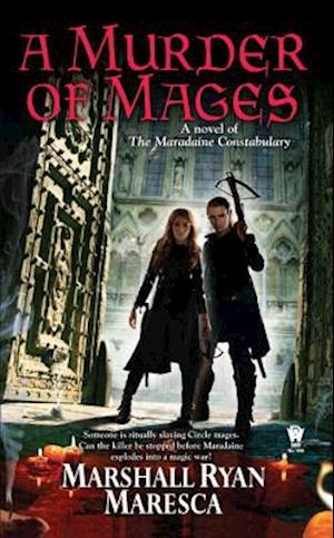 A Murder of Mages af Marshall Ryan Maresca
