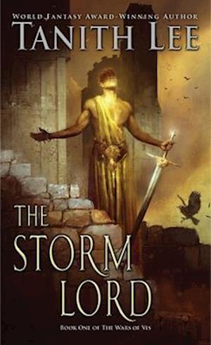 Bog, paperback The Storm Lord af Tanith Lee