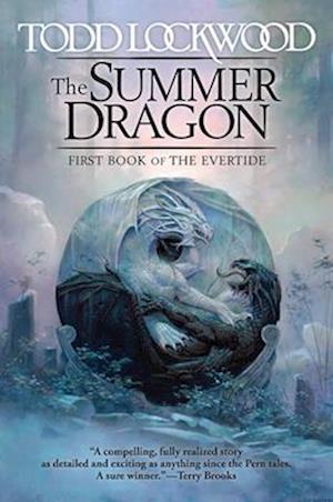 Bog, paperback The Summer Dragon af Todd Lockwood