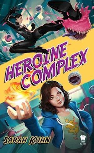 Bog, paperback Heroine Complex af Sarah Kuhn