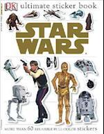 Star Wars (Ultimate Sticker Book)