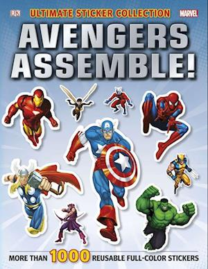 Marvel Avengers Assemble! Ultimate Sticker Collection af Julia March