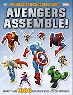 Marvel Avengers Assemble! Ultimate Sticker Collection af Julia March