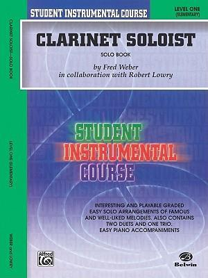 Student Instrumental Course Clarinet Soloist af Robert Lowry, Fred Weber