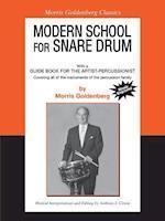 Modern School for Snare Drum (Morris Goldenberg Classics)