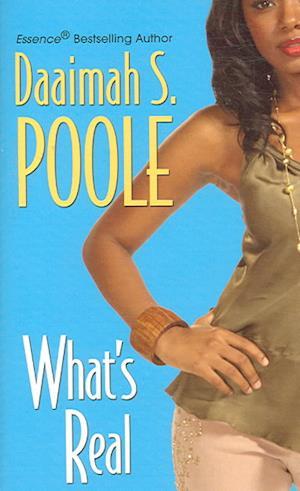 Bog, paperback What's Real af Daaimah S. Poole