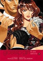 Gossip Girl: The Manga af Cecily Von Ziegesar, HyeKyung Baek