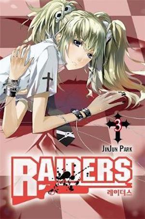 Bog, paperback Raiders 3 af Jinjun Park