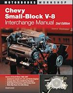 Chevy Small-block V8 Interchange Manual af Pierre Lafontaine, David Lewis