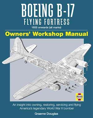 Boeing B-17 Flying Fortress af Graeme Douglas