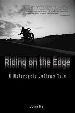 Riding on the Edge af John Hall