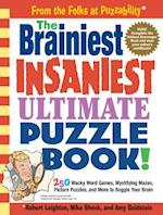 The Brainiest, Insaniest, Ultimate Puzzle Book! af Mike Shenk, Amy Goldstein, Robert Leighton