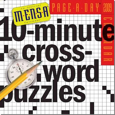 Mensa 10-Minute Crossword