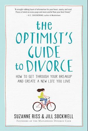 Bog, paperback The Optimist's Guide to Divorce af Suzanne Riss