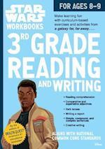 3rd Grade Reading and Writing (Star Wars Workbooks)