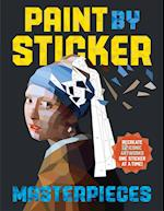Paint by Sticker Masterpieces (Paint by Sticker)