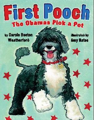First Pooch af Carole Boston Weatherford